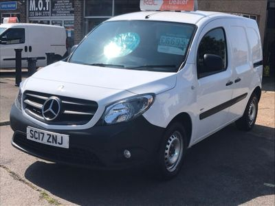 Mercedes-Benz Citan Panel Van Citan 1.5 109 CDi BlueEFFICIENCY (s/s)