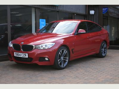 BMW 3 Series Gran Turismo Hatchback 2.0 320i M Sport GT Auto xDrive (s/s) 5dr