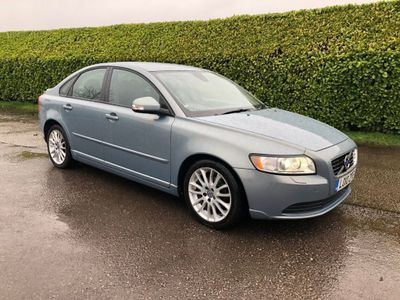 Volvo S40 Saloon 1.6 TD DRIVe SE Lux (s/s) 4dr