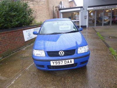 Volkswagen Polo Hatchback 1.0 E 3dr