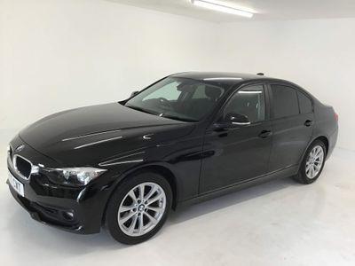 BMW 3 Series Saloon 2.0 320d BluePerformance SE Auto (s/s) 4dr