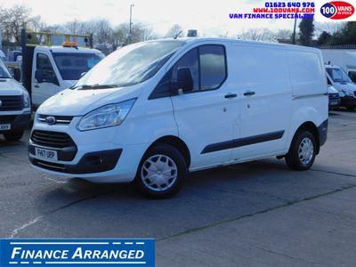 Ford Transit Custom Panel Van 2.0TDCI 105PS TREND L1 H1 AIR CON CRUISE