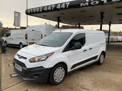 FORD TRANSIT CONNECT Panel Van 1.5 TDCi 210 L2 5dr