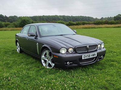Jaguar XJ Saloon 2.7 TDVi Sovereign LWB Saloon 4dr