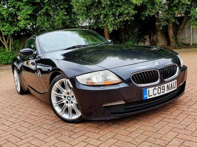 BMW Z4 Coupe 3.0 si Sport 2dr