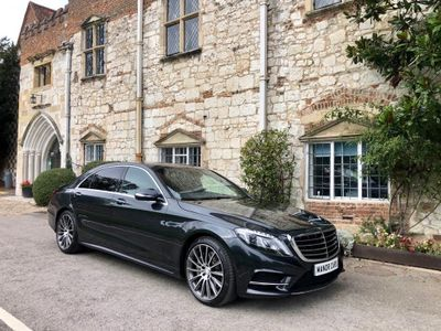 Mercedes-Benz S Class Saloon 2.1 S300L dh AMG Line (Executive) (s/s) 4dr