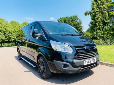 Ford Tourneo Custom Other 2.2 TDCi 300 Limited Low Roof Bus L 5dr (8 Seats, LWB)