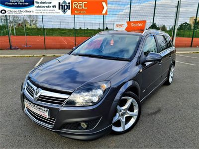 Vauxhall Astra Estate 1.9 CDTi SRi 5dr
