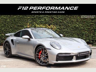 Porsche 911 Coupe 3.8T 992 Turbo PDK 4WD (s/s) 2dr