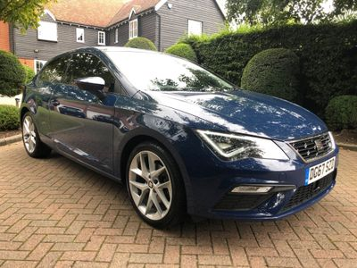 SEAT Leon Hatchback 1.4 TSI FR Technology Sport Coupe (s/s) 3dr