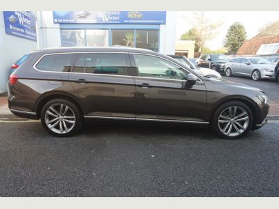 Volkswagen Passat Estate 2.0 TDI BlueMotion Tech GT DSG (s/s) 5dr