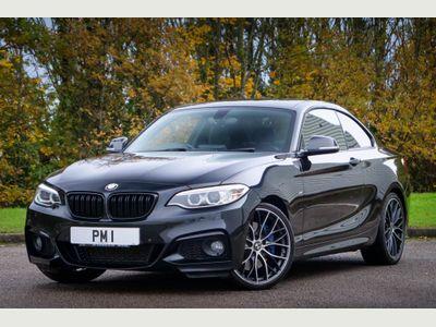 BMW 2 Series Coupe 2.0 225d M Sport Auto (s/s) 2dr