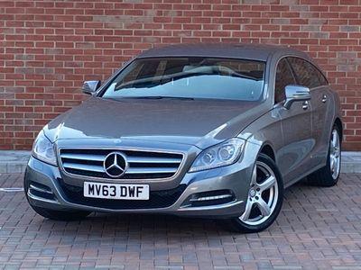 Mercedes-Benz CLS Estate 2.1 CLS250 CDI BlueEFFICIENCY Shooting Brake 7G-Tronic Plus (s/s) 5dr