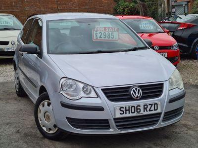 Volkswagen Polo Hatchback 1.2 E 3dr