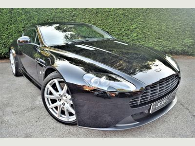 Aston Martin Vantage Coupe 4.7 V8 N420 2dr