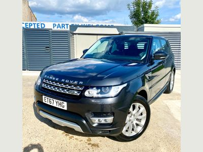 Land Rover Range Rover Sport SUV 3.0 SD V6 HSE CommandShift 2 4WD (s/s) 5dr