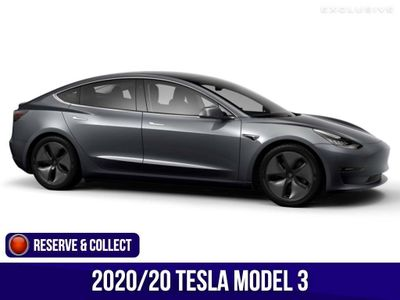 Tesla Model 3 Saloon Standard Range Plus Auto 4dr
