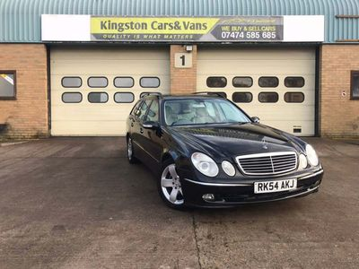 Mercedes-Benz E Class Estate 2.6 E240 Avantgarde 5dr