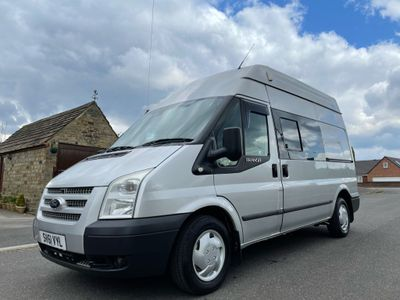 Ford Transit Panel Van 2.2 TDCi 280 Trend High Roof M 3dr (EU5, MWB)