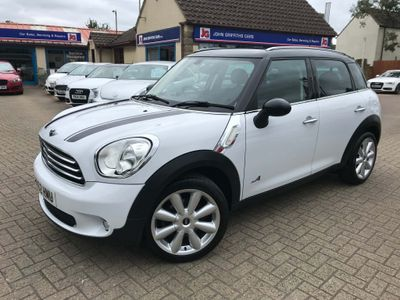 MINI Countryman SUV 1.6 Cooper ALL4 5dr