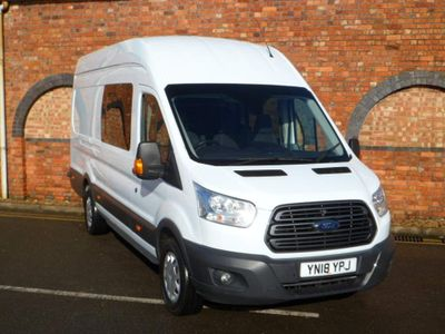 Ford Transit Other 2.0 350 EcoBlue Trend DCIV RWD L4 H3 EU6 6dr