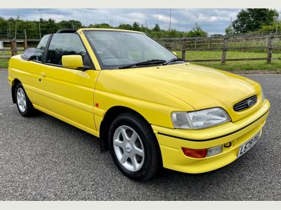 Ford Escort Convertible 1.8 Si 2dr