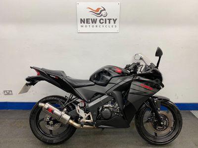 Honda CBR125 Commuter 125 R