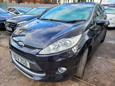 Ford Fiesta Hatchback 1.6 Metal 3dr