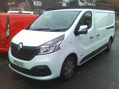 Renault Trafic Panel Van 1.6 dCi 29 Business 5dr