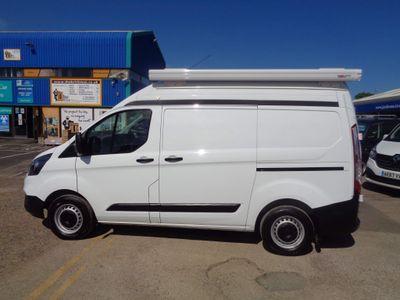Ford Transit Custom Panel Van 2.0 300 EcoBlue L1 H2 EU6 5dr