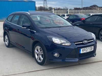 Ford Focus Estate 1.6 TDCi ECOnetic Zetec 5dr