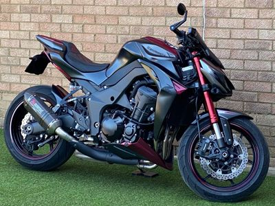 Kawasaki Z1000 Naked 1000 ABS (Sugomi Ed) Naked