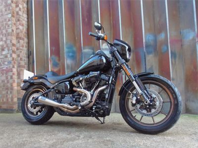 Harley-Davidson Softail Custom Cruiser 1870 Low Rider S