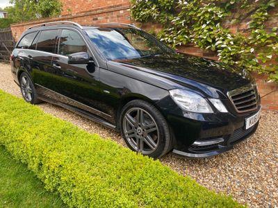 Mercedes-Benz E Class Estate 2.1 E250 CDI BlueEFFICIENCY Sport G-Tronic 5dr