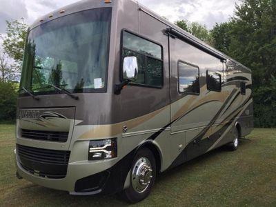 Tiffin Motorhomes OPEN ROAD American RV FORD F53