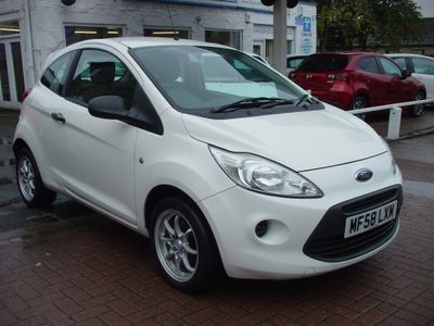 Ford Ka Hatchback 1.2 Studio 3dr