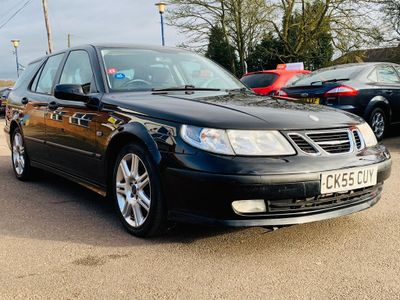 Saab 9-5 Estate 2.0 T Vector 5dr