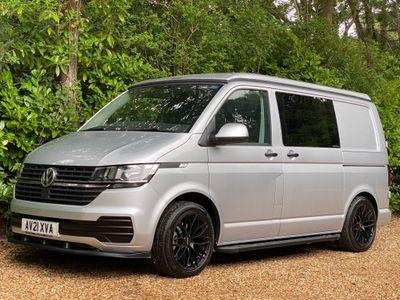 Volkswagen Campervan Campervan T6.1 SWB 4 Berth 5 Seat