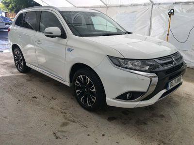 Mitsubishi Outlander SUV 2.0h 12kWh 4h CVT 4WD (s/s) 5dr