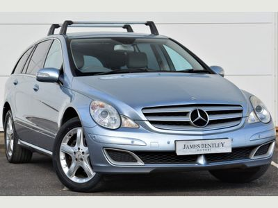 Mercedes-Benz R Class MPV 3.0 R320 CDI Sport L 7G-Tronic 5dr