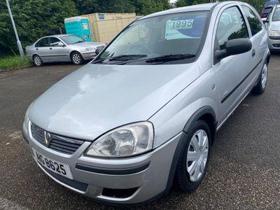 Vauxhall Corsa Hatchback 1.0 i ECO 12v Life Easytronic 3dr