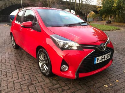 Toyota Yaris Hatchback 1.4 D-4D Icon 5dr EU5
