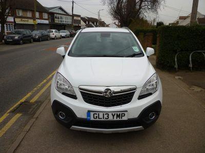 Vauxhall Mokka Hatchback 1.7 CDTi 16v Exclusiv FWD 5dr