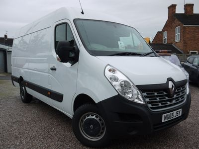 Renault Master Panel Van 2.3 dCi 35 Business L3H2 RWD 5dr