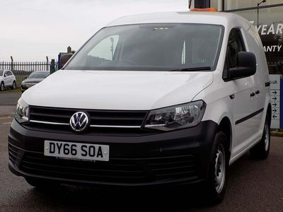 Volkswagen Caddy Panel Van 2.0 TDI C20+ BlueMotion Tech Startline 5dr
