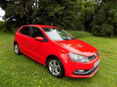 Volkswagen Polo Hatchback 1.0 Match (s/s) 5dr