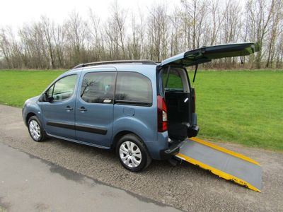 Citroen Berlingo Other 1.6 HDi L2 725 X Crew Van 6dr