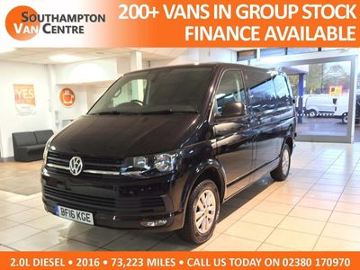 Volkswagen Transporter Panel Van 2.0 TDI T28 BlueMotion Tech Highline DSG FWD SWB EU5 (s/s) 5dr