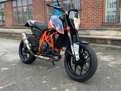 KTM 690 Duke Naked 690 Duke
