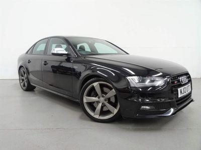 Audi S4 Saloon 3.0 TFSI V6 Black Edition S Tronic quattro 4dr